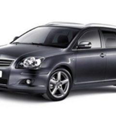 Toyota Avensis 2002 2003 - 2007 Service Manual - Car service