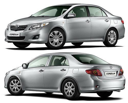 Toyota Corolla 2009 2010 Body Repair Manual