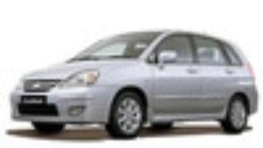2002-2007 Suzuki Aerio Sedan-Hatchback Workshop Service Repair Manual