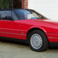 Cadillac Allante 1989 1990 1992 Workshop Service Repair Manual