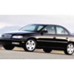 Cadillac Catera Factory Service Repair Manual 1997-2001