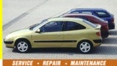 Citroen Xsara Coupe, Hatchback Estate 1997 1999 2000 Service Repair Workshop Manual
