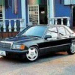 Mercedes-Benz W201 1983-1993