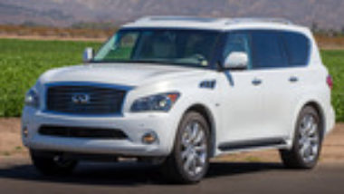 2014 Infiniti QX80 Z62 Workshop Service Repair Manual