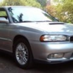 1999-2000 Subaru Legacy Factory Service Repair Manual