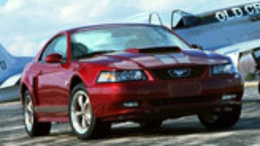 1998-1999 Ford Mustang Factory Service Repair Manual Download