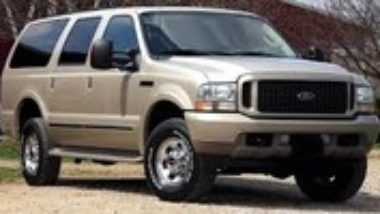 2000 Ford Expedition Workshop Manual