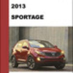 Kia Sportage 2013 Oem Workshop Service Repair Manual Download