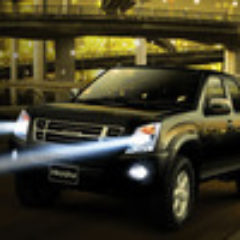 2007 Isuzu KB D-Max P190 - Holden Rodeo Workshop Repair & Service Manual