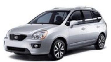 Kia Carens - Rondo 2012 Oem Workshop Auto Shop Service Manual Download