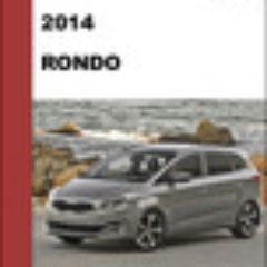 free KIA RONDO 2014 Factory Workshop Service Repair Manual
