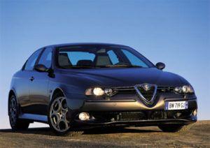 Alfa Romeo 156 workshop Service Repair pdf Manual