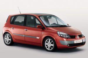 Renault Megane Scenic Ii 2003-2009 Workshop Service Repair Manual