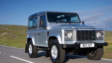 Land Rover Defender 2007,2008,2009,2010,2011 Workshop Repair Service Manual