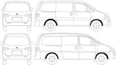 Hyundai H1 2001-2007 Workshop Service Repair Manual