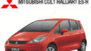 Mitsubishi Colt Ralliart Es R 2003-2011 Workshop Service Repair Manual