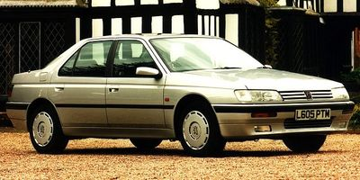 Peugeot 605 Wiring Diagrams service repair manual