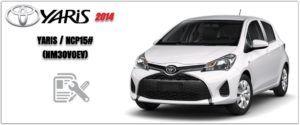 Toyota Vios Yaris 2014 Workshop Service Repair Manual