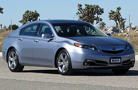 Acura TL 2009-2011 Service Workshop Repair manual