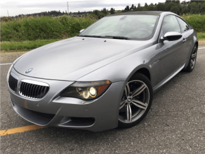 BMW M6 2006 Coupe Owners Manual