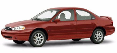 Ford Contour Mystique 1997 1998 1999 2000 Repair Manual