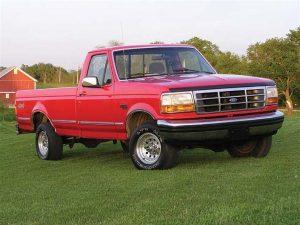 Ford f150 f250 f350 - 1992 1996 Manual Repair