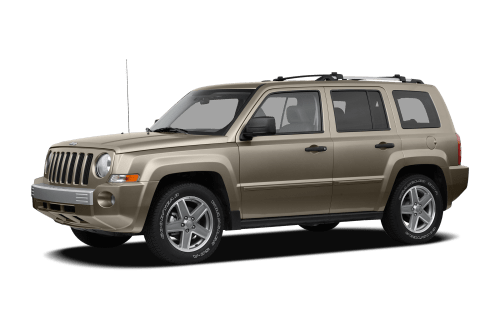 Jeep Patriot 2007-2012 Workshop Service Manual