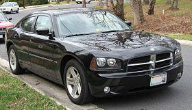 Dodge Charger LX 2006 Workshop Service Repair Manual
