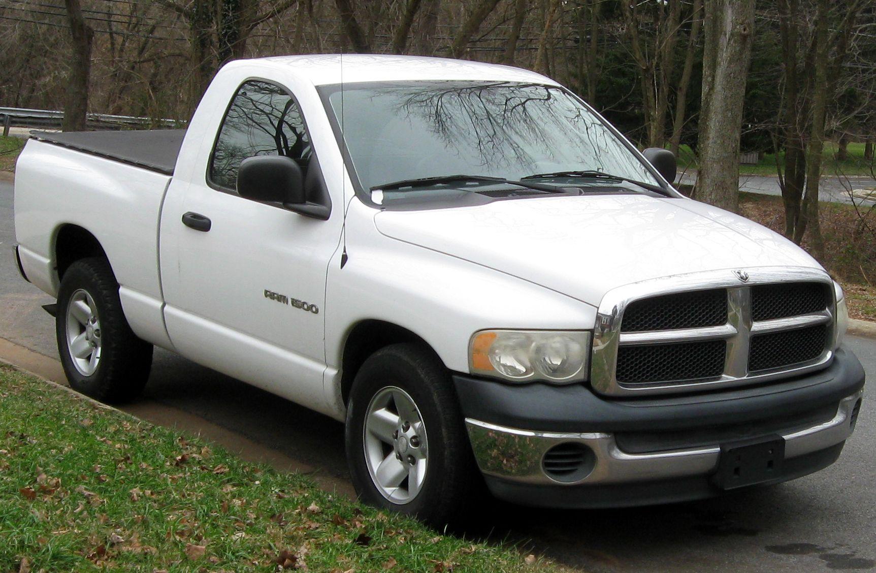 2002 Dodge Ram Pick-up 1500-2500-3500 Service Manual PDF