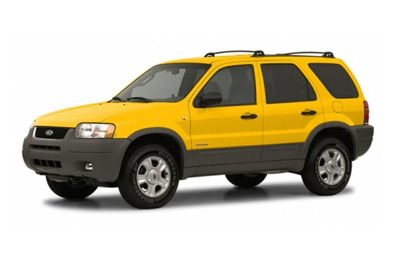 Ford Escape 2003 Repair Manual