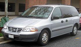 Ford Windstar 1998-2000 Repair Manual
