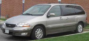 Ford Windstar 2000 Repair Manual