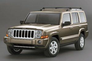 Jeep Commander 2006-2010 Factory Service Repair Manual