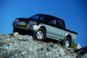 Mitsubishi L200 Service Repair Workshop Manual Download (1997-2002)
