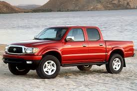 Toyota Tacoma Truck 2002 Owners Manual