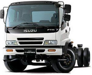 ISUZU F Series Truck Fsr Ftr Fvr 1997-2002 Workshop Service Repair Manual